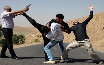 دفاع مشروع در قانون مجازات اسلامی